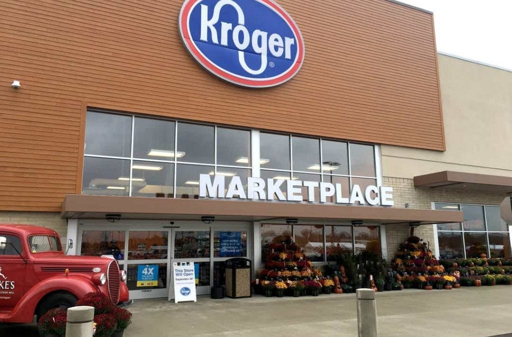 CBD Sold in Kroger Stores