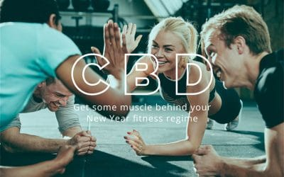 CBD: Get some muscle behind your New Year fitness regime